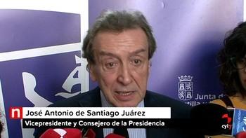 De Santiago-Juárez espera que la ordenación territorial avance en 2018 con las ayudas a las mancomunidades