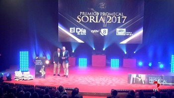 Promecal Soria entregó el pasado jueves los premios del año