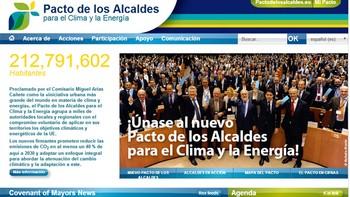 León se sumará al Pacto Global de Alcaldes por el Clima y la Energía