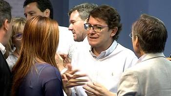Mañueco pregunta al PSCyL si los ciudadanos de Castilla y León 'serán de segunda' con su proyecto de 'plurinacionalidad'