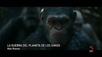 La tercera entrega del 'Planeta de los simios' llega a los cines españoles