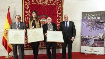 Bonet, Ruth Beitia y Sanz Busto, nuevos alcaides del Museo del Vino de Peñafiel