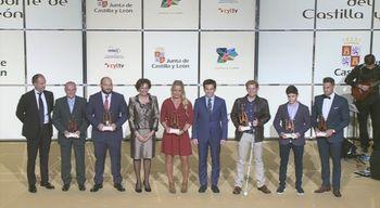 Valentín, VRAC, Garrote y Alarcia, entre los III Premios Podium del Deporte