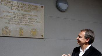 Zapatero destaca la importancia de las pol�ticas sociales y m�s las dirigidas a la discapacidad