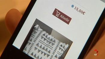 Cada castellano y leonés ha gastado de media este año más de 1.600 euros en compras por Internet