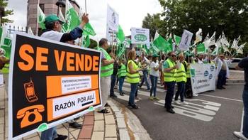 Satse reclama a la Junta la implantación de las 35 horas semanales para los profesionales sanitarios y sociosanitarios
