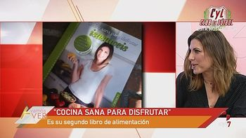 Isasaweis presenta su segundo libro 'cocina sana para disfrutar'
