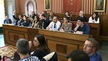 Burgos aprueba el proyecto inicial de Presupuestos para 2017, con 203,7 millones de euros