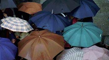 Aviso de tormentas este lunes en todas las provincias de Castilla y Le�n