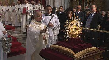 Nuestra Madre de las Angustias ya ha sido coronada can�nicamente
