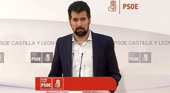 Tudanca saluda el paso dado por Patxi López pero ve 'imprescindible' a Pedro Sánchez