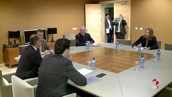 PP y Cs aparcan la supresión del aforamiento de los procuradores ante el rechazo de PSOE y Podemos
