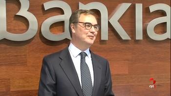 Bankia gana 505 millones en 2017, un 37,3% menos por los costes de la integración de BMN