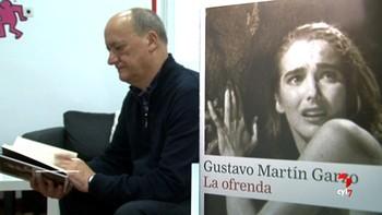 Martín Garzo bucea en el 'encuentro de dos soledades' con 'La ofrenda', su nueva novela