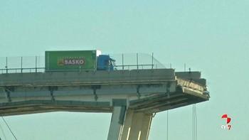 El Gobierno italiano atribuye el derrumbe del viaducto a la falta de mantenimiento por parte de la gestora