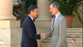 Sánchez defiende la presencia de los Reyes el 17A y avisa: 'Lo importante es no olvidar por qué nos reunimos'