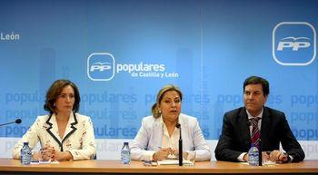 PPCyL plantea una campa�a intensa, cercana, responsable y austera para un 'cambio seguro'