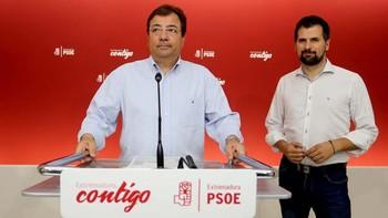 Tudanca y Vara afirman que el nuevo modelo de financiación autonómica 'no puede estar basado solo en el número de habitantes'