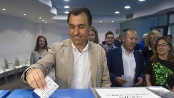 Martínez-Maillo, designado portavoz adjunto del Partido Popular en el Congreso
