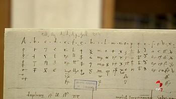 El Archivo de Simancas guarda las claves para decodificar legajos de los siglos XVI y XVII