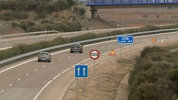 La falta de inversión en las carreteras pasa factura