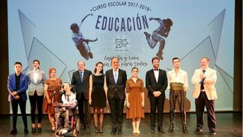 Herrera confía en el nuevo plan de mejora de resultados escolares para todos los alumnos