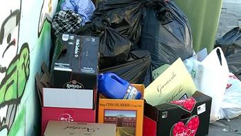 La alcaldesa de Ponferrada denuncia 'sabotajes huelguistas' del servicio de recogida de basuras
