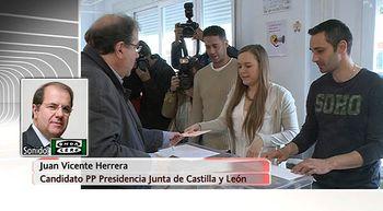 Juan Vicente Herrera no descarta no ser el candidato del PP en la investidura