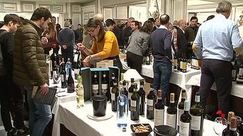 Más de 1.000 profesionales acuden al Primer Salón de los Grandes Vinos de Castilla y León en Madrid