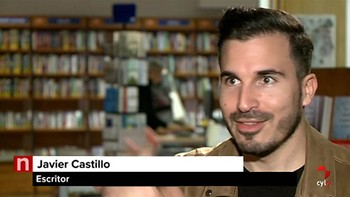 Javier Castillo triunfa en Valladolid con 'El día que se perdió el amor'