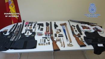Desarticulada una organización criminal dedicada al narcotráfico implicada en un intento de homicidio en Salamanca