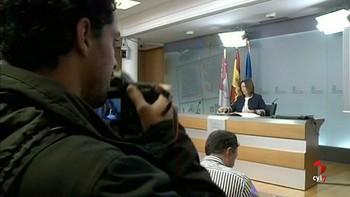 Herrera traslada a Gamesa tres opciones para mantener la planta en una reunión 'tensa' y 'no positiva'