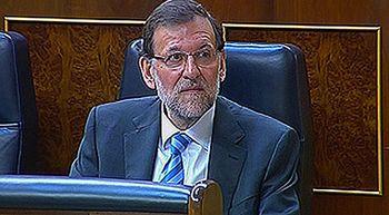 Mariano Rajoy: 'Ni conoc�a una caja B ni he recibido sobres con dinero negro'