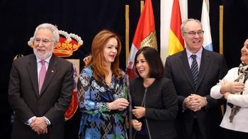 Comienza el encuentro de presidentes de parlamentos autonómicos para afrontar la despoblación en la UE