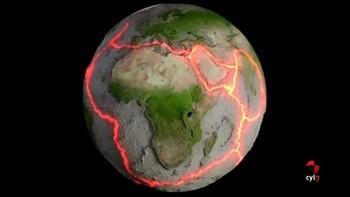 Retrocedemos trescientos millones de años en el tiempo para conocer el origen de los seísmos en Las Merindades