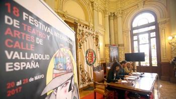 Danza y circo protagonizarán la 18ª edición del TAC, 'la gran fiesta de las artes escénicas en Valladolid'