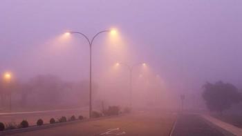La niebla condiciona la circulación en numerosos tramos viales de Castilla y León
