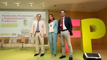 Castilla y León precisa más estudiantes de FP especializados en los sectores agrario, energético, manufacturero y constructor