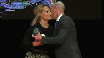 Lydia Valentín Pérez, Premio Castilla y León del Deporte 2016