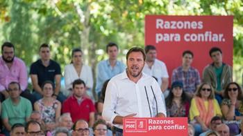 Puente defiende su gestión 'transformadora' de Valladolid y no descarta reeditar el acuerdo de gobierno con sus actuales socios