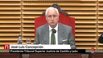 Concepción llama a los poderes públicos a garantizar los medios y recursos del poder judicial