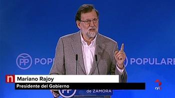 Rajoy anuncia un fondo especial dotado con 100 millones de euros para impulsar el empleo en la zonas despobladas