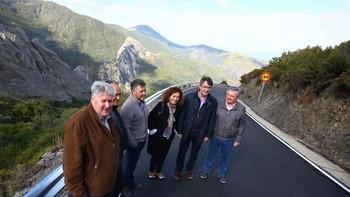 Diputación pide ayuda al Gobierno para solucionar los problemas de acceso a Peñalba de Santiago (León) por el valle del Oza