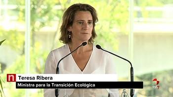 La ministra de Transición Ecológica sobre el Duero: 'Solo si se conoce bien el patrimonio se puede proteger y conservar'