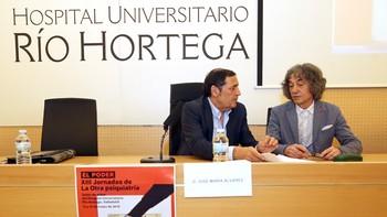 Sáez Aguado defiende la coexistencia del psicoanálisis y la psiquiatría clínica moderna en el Sacyl