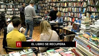 La edición de libros aumentó en un 31,2% en Castilla y León durante el año 2016