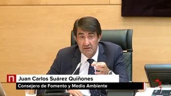 Suárez-Quiñones ve 'honesta' y 'legal' su actuación ante la paralización de las obras de una carretera de León