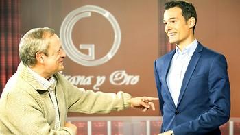 El matador de toros Antonio Puerta, invitado esta semana en 'Grana y oro'