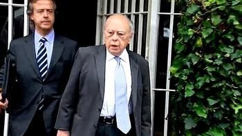 La Policía registra el domicilio de Jordi Pujol en la investigación sobre el patrimonio familiar