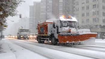 Burgos activa el Plan de Emergencia Municipal para hacer frente a la nevada